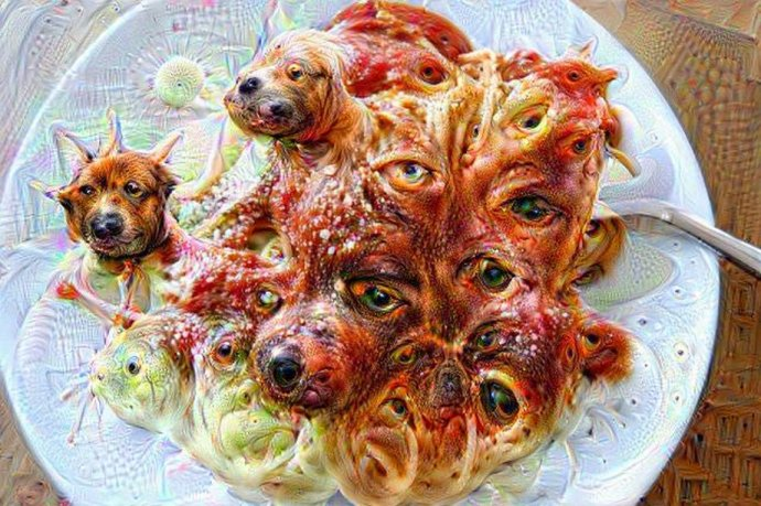 Ibitimes also had this. Spaghetti & nightmares.